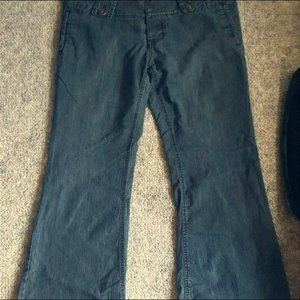 Rue21 Flare Jeans 11/12 Trouser Jeans